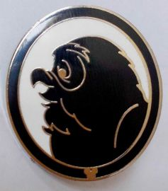 Disney 2009 Hidden Mickey Winnie The Pooh Characters Silhouettes Series Pin-Owl