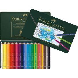 Faber-Castel 117536 Albrecht Durer Artist Watercolor Pencils In A Metal Tin (36 Pack)