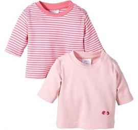 Twins Camiseta de manga larga para niña, color rosa (13-2804 - rosé)  Primavera/Verano