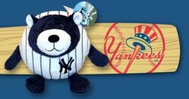 MLB Lubies - New York Yankees (Stripes) 2010