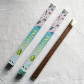 20sticks/pcs NIPPON KODO HERB&EARTH Incense Jasmine #33404