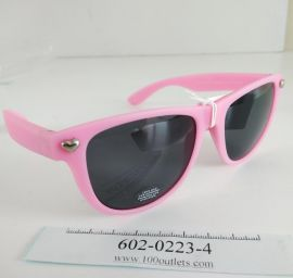 GAP Kids Large Sunglasses for Youth Young man Pink/White/Red/Yellow
