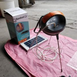 Barefoot Go 250 portable solar light LN-2.5P