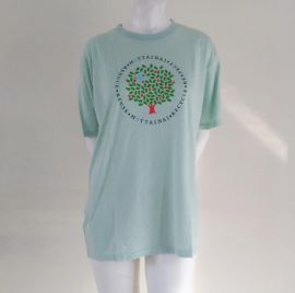 AEON MOTTAINAI Tree Planting T-shirt 10Million Trees souvenir 2013-14