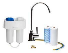 Aquasana AQ-4600 AQ-4601 Under Counter Water Filter System