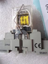 6 PCS KUHNKE 111-H-1 111H1 24VDC Relay with Z375.12 socket