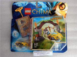 LEGO Chima Speedorz Jungle Gates 70104 box opened