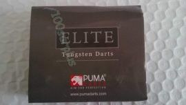 PUMA DARTS 18gm ELITE TUNGSTEN DARTS SOFT TIP SIG ZY ZHANG YI 18 GRAM