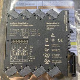 Weidmuller ACT20M-AI-2AO-S Analog Signal Converter 1176020000