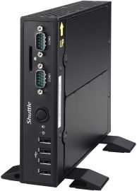 Shuttle XPC DS57U Slim-PC Barebone Industral PC