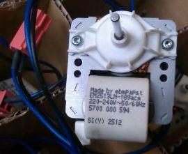 ebmpapst EM2513N motor REFRIGERATOR EVAPORATOR MOTOR EM2513LN-189acs 220-240VAC
