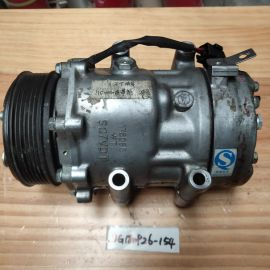 178085 WT1 SD7VDT 1.2T motor with 110mm Belt Wheel