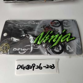 """NINJA"" logo Key Buckle for Motorcycle"