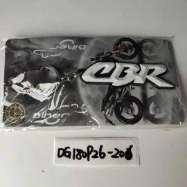 """CBR"" logo Key Buckle for Motorcycle"