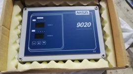 MSA 9020 LCD Controller in Fixed Gas & Flame Detection