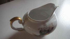 Meito grace china WOOD LILY creamer
