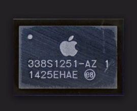 iphone 6 Plus 338S1251-AZ Power IC by Dialog D2186A2580FJAVAE1