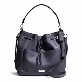 AVERY LEATHER DRAWSTRING (COACH F27003)
