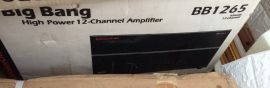 Speakercraft BB1265 12 Channel Big Bang Power Amplifier