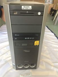 Fujitsu Siemens CELSIUS R630 PS150-D1691 SIEMENS 08879566 08879574 ICS TOWER 7A WORKSTATION Used
