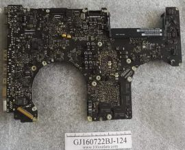 "APPLE 661-6161 Macbook Pro 15"" Core I7 2.4ghz Laptop Motherboard USED Sold As Is"