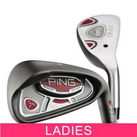 Ladies Ping Faith 7 Piece Combo Iron Set 5H 6H 7-8-9-PW-SW Right Golf Club