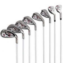 LADIES PING FAITH 8 pcs IRON SET 5H, 6H, 7-8-9-PW-UW-SW Right Golf Club