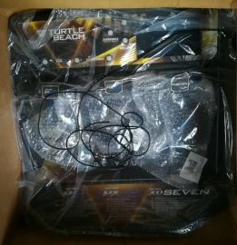 1.5 Version Turtle Beach Interactive Kisok with 3 pcs of headsets