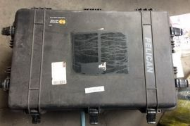 Pelican 1650 Case with Foam  USED