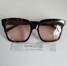 Clive Somers Panama Sunglasses standard and Progressive lens Amber Tort Frame with light brown lens