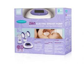Lansinoh 2 in 1 Double Electric Breast Pump new in box