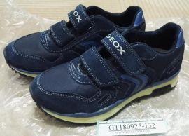 Geox Boys Trainers Sneakers Wader velcro BLUE EU31 US13