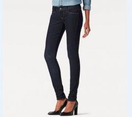 W26 L30 G-Star Raw Women's 3301 Deconst Low Super Skinny Jeans  D01041.7209.001