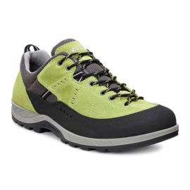 EU40  Ecco Yura Men's sports shoe black/herbal 840614-57502