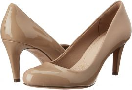 EU35.5  Clarks Carlita Cove Womens Pumps Beige 26117584