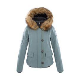 Marc O'Polo Women's duvet Jacket Green 609-0159-70147-401 Size 34
