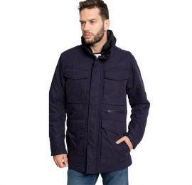 G-Star Raw Men's Vodan Padded Field Jacket Dk Saru Blue D03113.W018.6486 S
