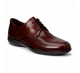 EU44 10-10.5  Ecco Grenoble Modern Lace Up Formal Shoes MINT 634024-01014