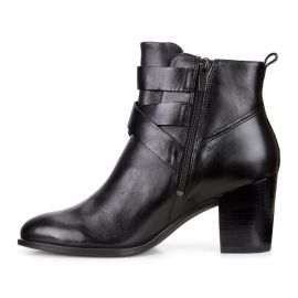 EU35 US4-4.5   ECCO Shape 55 low cut Ankle Boot 267533-51052 BLACK BLACK