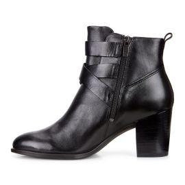 EU35 US4-4.5   ECCO Shape 55 low cut Ankle Boot 267533-51052 BLACK BLACK
