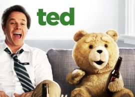 "Ted 24"" (60cm) Plush with Sound, R-Rated, Teddy Bear CW94064RA"