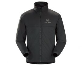 180cm/100A ARCTERYX 14649 Atom AR Jacket Men's M Black Color
