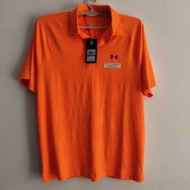 Under Armour 1242752 UA GOLF POLO SHIRT XL Orange