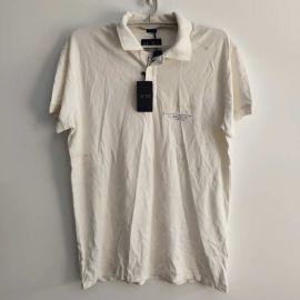 Armani Jeans POLO shirt M99HD 3XL White