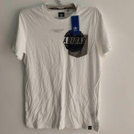 ADIDAS S93305 Stamped Pocket Shirt White M