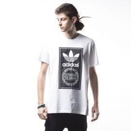Adidas Originals AJ7149 Camo Tongue T-shirt white M