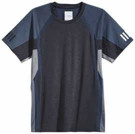Adidas AO0856 White Mountaineering SSL T-Shirt Night Navy M