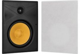1 pair Crestron ESSENCE IW8-W-T In-Wall Speakers White textured