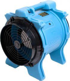 DRI-EAZ F174-BLU Portable Blower Fan,115V,2041 cfm,Blue