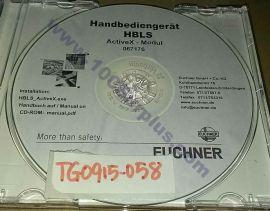 EUCHNER 067176 HBLS ACTIVE-X SOFTWARE